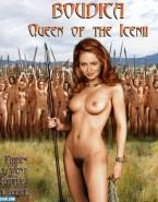Miranda Otto Nude Body Breasts Fake 001