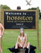 Miranda Otto Nude Body Lord Of The Rings Fake 001