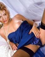 Miranda Otto Panties Lingerie Nude Fake 001