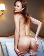 Molly Quinn Ass Panties Down Naked 001
