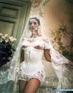 Monica Bellucci Lingerie Breasts Nsfw 001