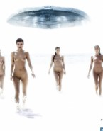 Morena Baccarin Nude V (tv Series) 001