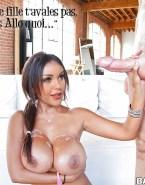 Nabilla Benattia Cumshot Handjob Naked Sex 001