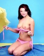 Natalie Dormer Naked Tits Fake-009