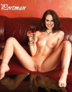 Natalie Portman Breasts Legs Spread Pussy 002