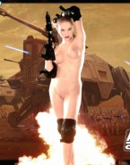 Natalie Portman Naked Body Star Wars 001
