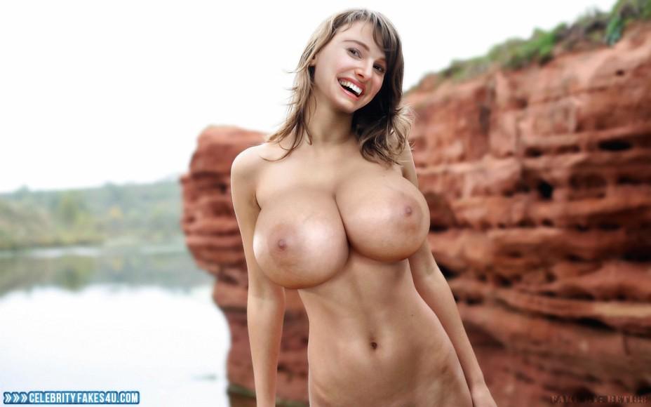 Natalie Portman Fake, Huge Tits, Nude, Tits, Porn