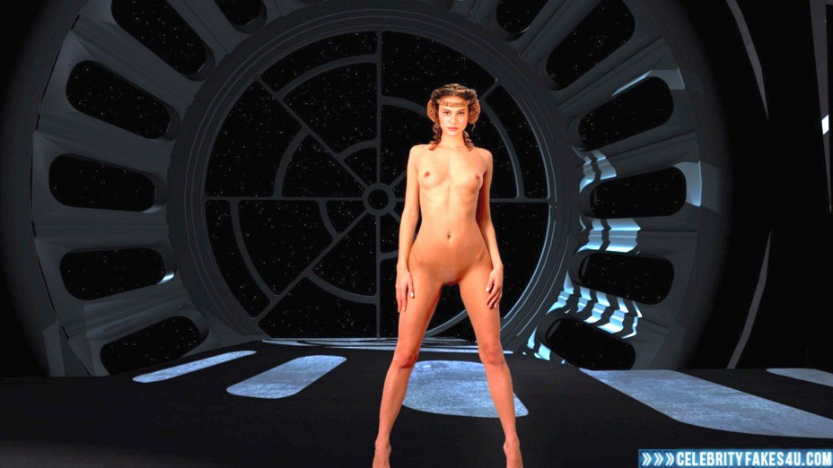 Star wars fakes nude