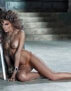 Natalie Portman Public Nude Body Fake 001