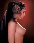 Natalie Portman Sideboob Star Wars Nsfw Fake 001