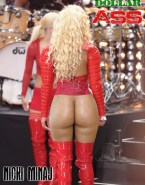 Nicki Minaj Public Ass Porn Fake 001