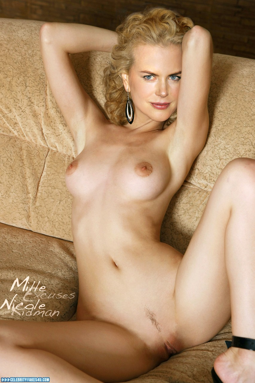 Nicole Kidman Nude Scene