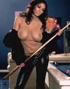 Nicole Scherzinger See Thru Busty Xxx 001