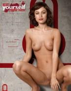 Olga Kurylenko Magazine Cover Nudes 001