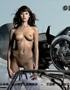 Olga Kurylenko Naked Breasts 002
