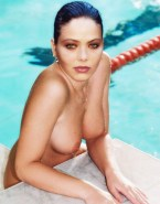 Ornella Muti Pool Wet 001