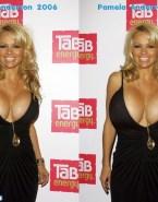 Pamela Anderson Huge Tits Red Carpet Nudes 001