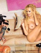 Pamela Anderson Sexy Legs Perfect Tits Porn 001