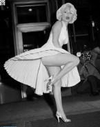 Paris Hilton Upskirt Public 001