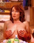 Patricia Heaton Squeezing Tits Everybody Loves Raymond Porn 001