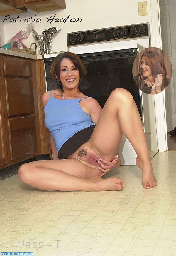 Patricia heaton pussy