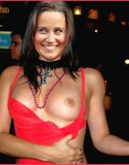 Pippa Middleton Exposing Breasts Public Naked 001