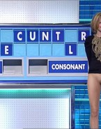 Rachel Riley Without Panties Wheel Of Fortune Fakes 001
