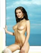 Rachel Weisz Completely Naked Nice Tits 001