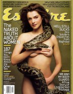 Rachel Weisz Nipples Pinched Magazine Cover Porn 001