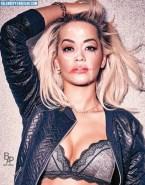 Rita Ora Bra Cum Facial Naked Fake 001