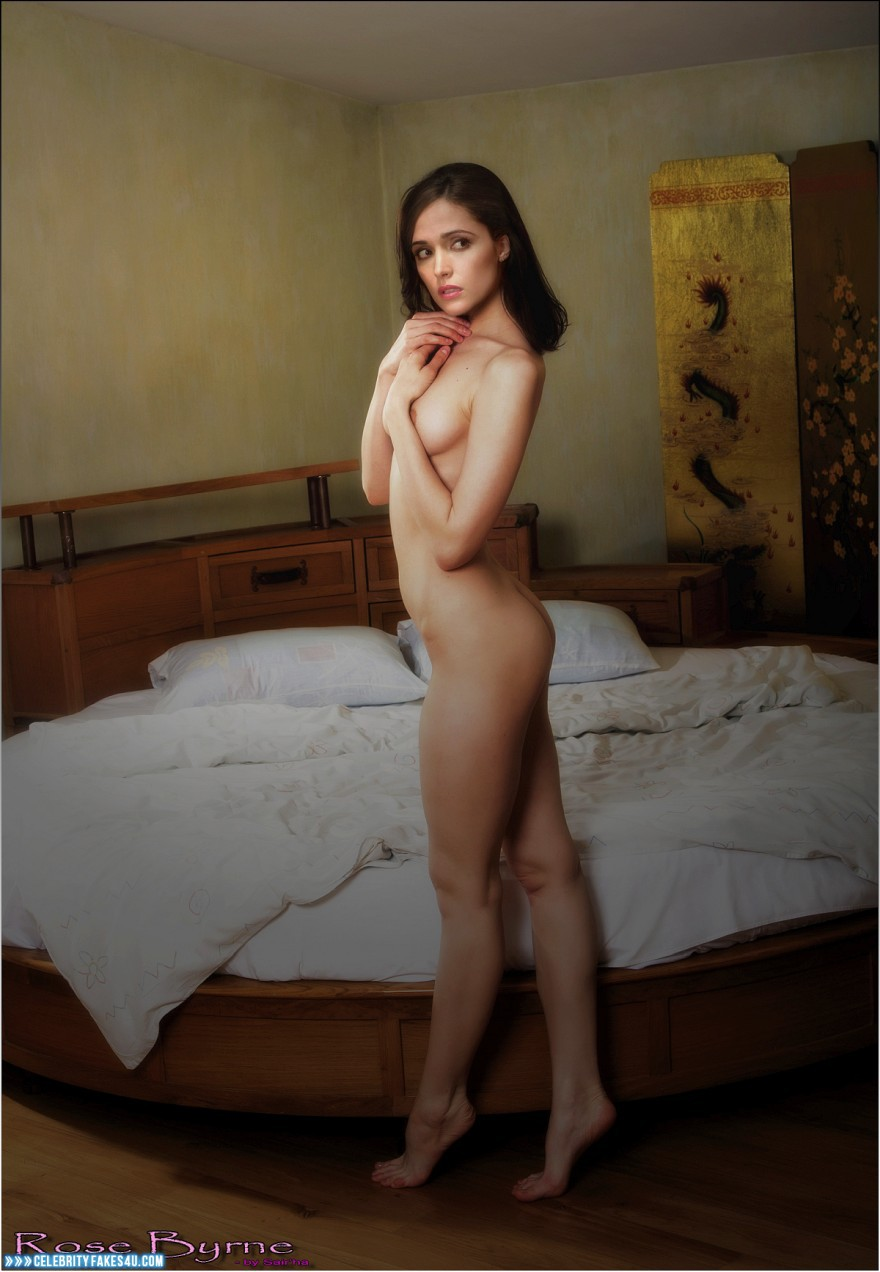 Arden cho naked
