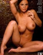 Rose Byrne Shower Big Tits Nsfw Fake 001