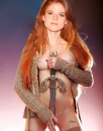 Rose Leslie Tits Game Of Thrones Fake 001