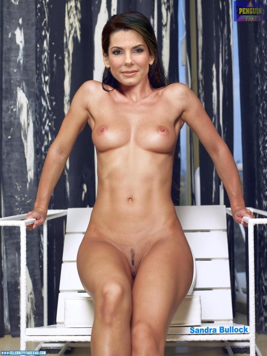 Sandra bullock fake nude celeb