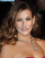 Sarah Jessica Parker Facial Cumshot Nudes 001