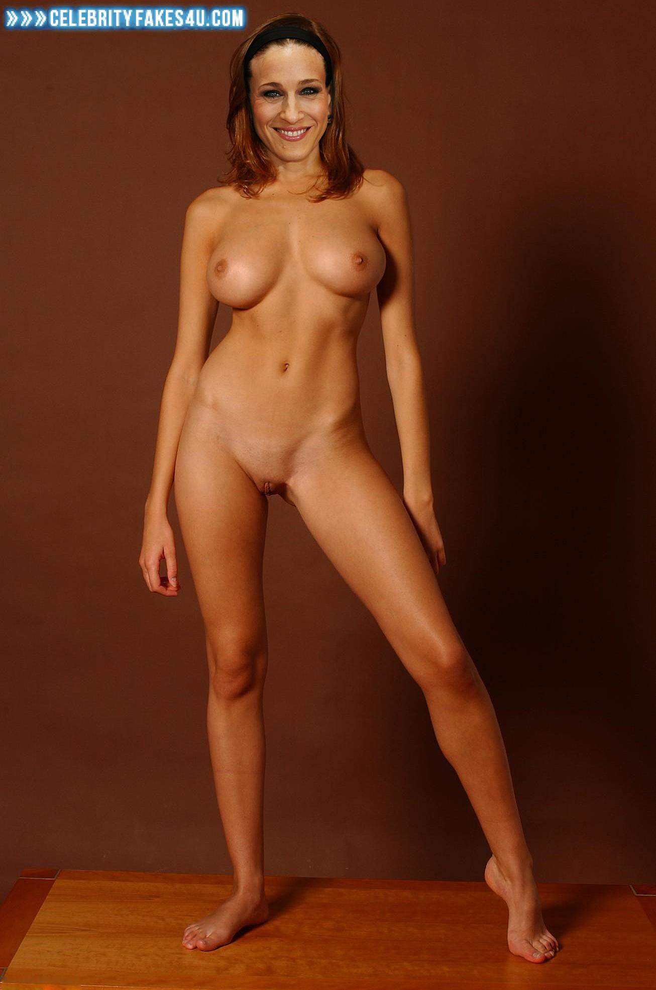 Jessica parker nude fake
