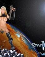 Sarah Michelle Gellar Starcraft Big Tits Xxx 001