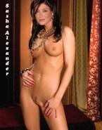 Sasha Alexander Sexy Toned Body Boobs Naked 001