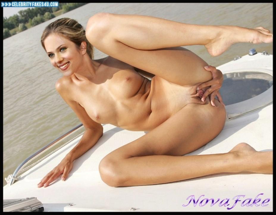 Scarlett Johansson Fake, Nude, Pussy, Pussy Spread, Tits, Porn