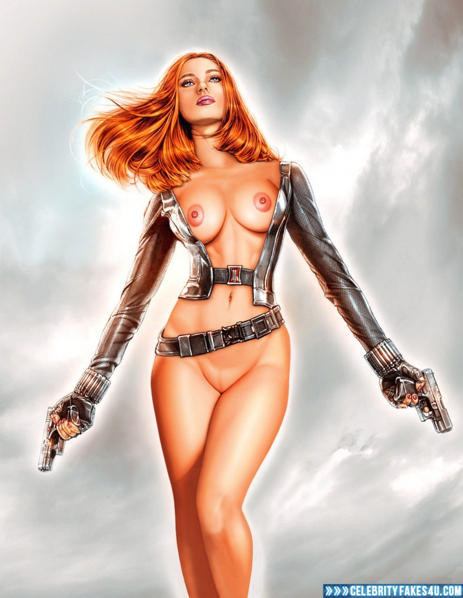 Scarlett johansson toon sex