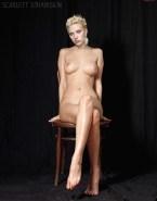 Scarlett Johansson Feet Tits 001