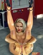 Scarlett Johansson Latex Cartoon Porn 001