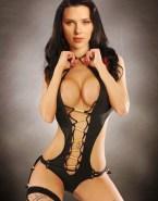 Scarlett Johansson Lingerie Nice Tits Naked 001