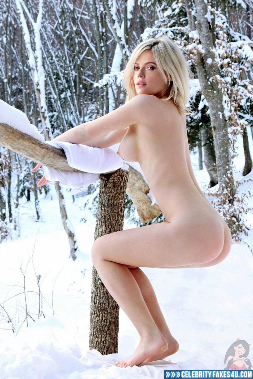 Scarlett Johansson Fake, Nude, Porn