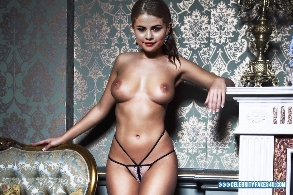 Authoritative message Selena gomez panty fakes