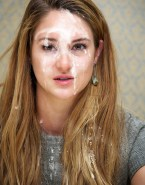Shailene Woodley Blonde Facial Fake 001