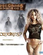Shakira Movie Cover See Thru Nsfw Fake 001