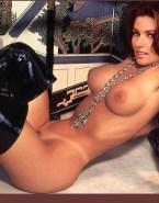 Shania Twain Perfect Tits Tan Lines Naked 001