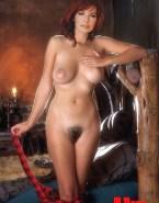 Shania Twain Undressing Squeezing Tits 001