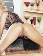 Sharon Stone Bending Over Ass Naked 001